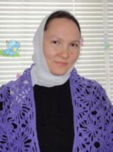 Преподаватель воскресной школы Петрова Лариса Михайловна