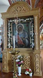 Владимирская икона Божией Матери с.Анат-Киняры