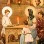 Благочестие, праведность, молитва, семья