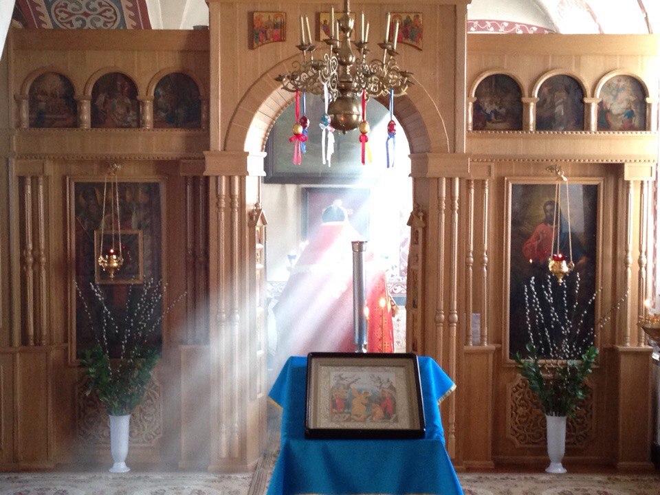 Объяснение Божественной Литургии - Храм Владимирской иконы Божией Матери