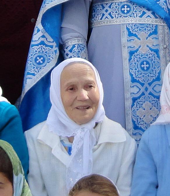 На 92 году жизни скончалась самая старейшая прихожанка нашего храма - Клавдия - Храм Владимирской иконы Божией Матери