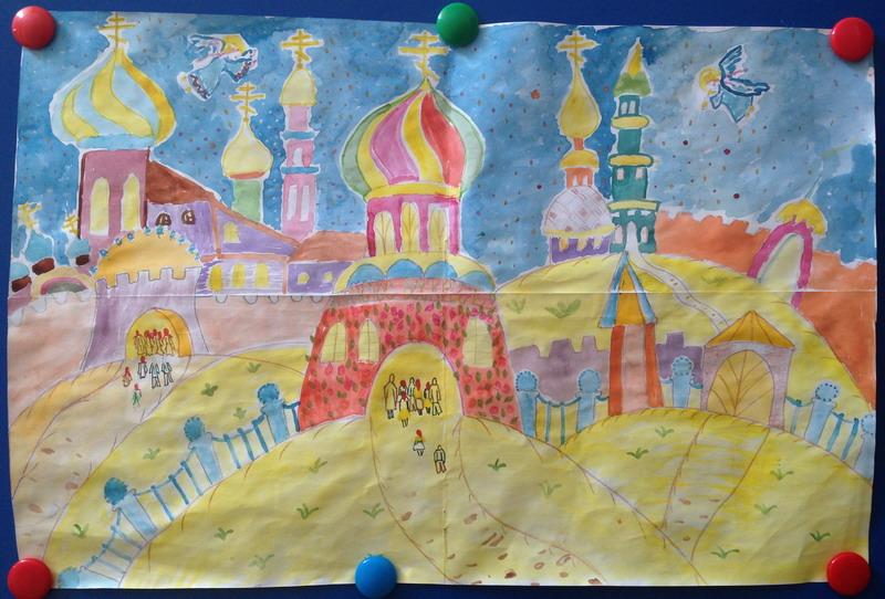 Красота Божьего мира - Храм Владимирской иконы Божией Матери