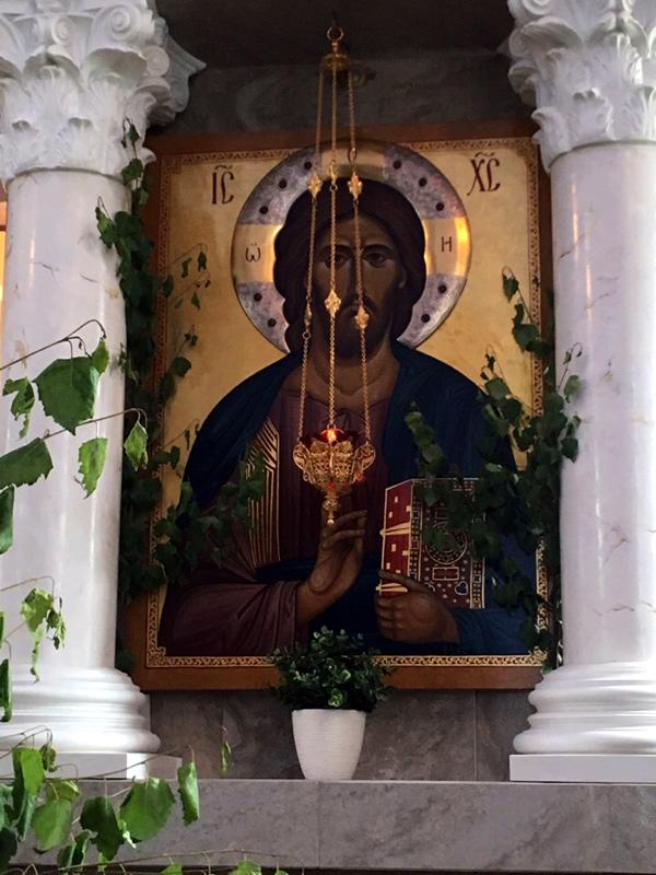 Мы в Церкви только ради Христа - Храм Владимирской иконы Божией Матери